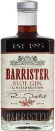 Ликер десертный «Barrister Sloe Gin»