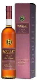 Коньяк французский «Roullet VSOP Grande Champagne» в подарочной упаковке