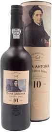 Портвейн красный сладкий «Don Anthony 10 years Tony Porto» в тубе
