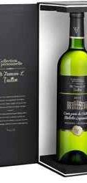 Вино белое сухое «Cuvee Privee du Chateau Malartic-Lagraviere Pessac-Leognan» 2009 г., в подарочной упаковке