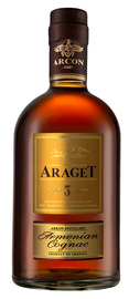Коньяк армянский «Araget 3 years old»