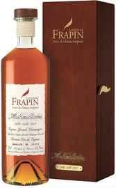 Коньяк «Frapin Multimillesime 1986-1988-1991 (Serie numero 6)» в деревянной коробке