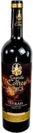 Вино красное сухое «Parra Dorada Castillo de Cortés Syrah»