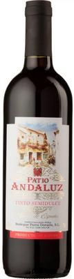 Вино красное полусладкое «Parra Dorada Patio Andaluz Tinto Semidulce»