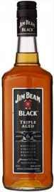 Виски американский «Jim Beam Black»