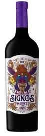 Вино красное сухое «Signos Malbec»
