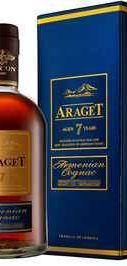 Коньяк армянский «Araget 7 years old» в подарочной упаковке