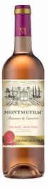 Вино розовое сухое «Montmeyrac Rose Sec»
