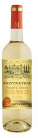 Вино столовое белое полусладкое «Montmeyrac Blanc Moelleux»