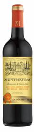 Вино красное полусладкое «Montmeyrac»