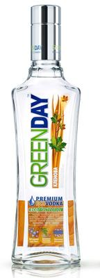 Водка «Green Day Maple»