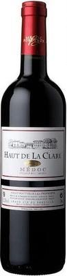 Вино красное сухое «Hauts de La Clare Medoc»