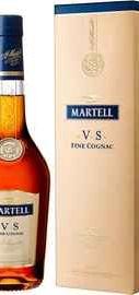 Коньяк французский «Martell VS» в подарочной упаковке