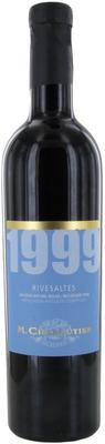 Вино красное сладкое «Rivesaltes M.Chapoutier» 1999 г.