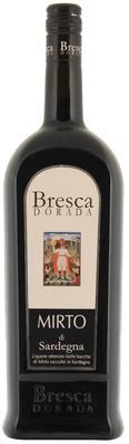 Ликер «Mirto di Sardegna Bresca Dorada, 0.5 л»
