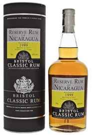Ром «Reserve Rum of Nicaragua» 1999 г., в тубе