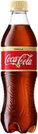 Газированный напиток «Coca-Cola Vanilla» в пластиковой бутылке