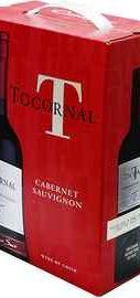 Вино красное полусухое «Cono Sur Tocornal Cabernet Sauvignon (Tetra Pak)»