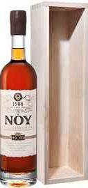 Коньяк армянский «Noy Millesime» 1988 г., в деревянной подарочной коробке
