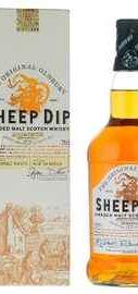 Виски шотландский «Sheep Dip» в подарочной упаковке