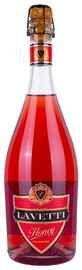 Напиток медовый газированный розовый полусладкий «Lavetti Honey Strawberry»