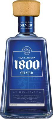 Текила «Jose Cuervo 1800 Silver»