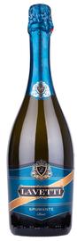 Вино игристое белое брют «Lavetti Spumante Brut»