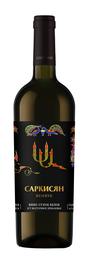 Вино белое сухое «Азов Вайн Саркисян Резерв» выдержанное в дубе 6 месяцев