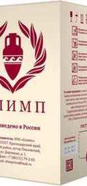 Вино белое полусладкое «Олимп Ласковый Поцелуй»