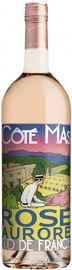 Вино розовое сухое «Cote Mas Rose Aurore Pays d Oc» 2019 г.