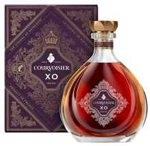 Коньяк французский «Courvoisier XO Imperial, 0.7 л» в подарочной упаковке