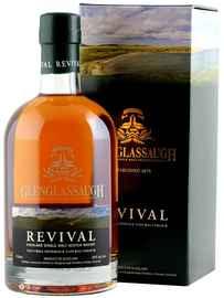 Виски шотландский «Glenglassaugh Revival» в подарочной упаковке