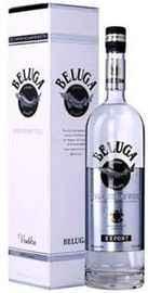 Водка «Beluga» в подарочной упаковке на магнитах