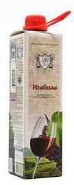 Вино столовое красное полусладкое «Коллекция вин Кубани Изабелла»