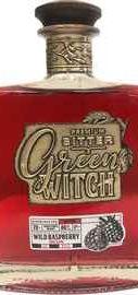 Настойка горькая «Green Witch малина на джине»