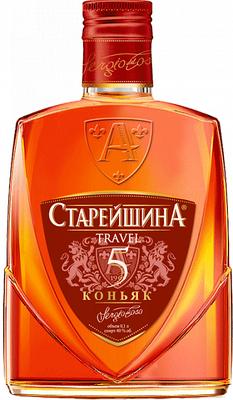 Коньяк российский «Старейшина Пятилетний, 0.1 л»