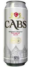 Пиво «Cabs» в жестяной банке