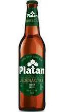 Пиво «Platan JEDENACTKA 11»
