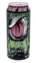 Газированный напиток «Black Cherry Kiwi» в жестяной банке