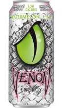Газированный напиток «Watermelon Lime Low Calorie» в жестяной банке