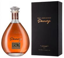 Арманьяк «Bas-Armagnac Darroze Les Grands Assemblages 60 Ans d'Age» в подарочной упаковке