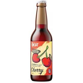 Медовуха яблочная «ФЁST Cherry»