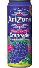 Безалкогольный напиток «Grapeade»