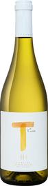 Вино белое сухое «T Bianco Vigneti Delle Dolomiti Cantina Tramin» 2019 г.