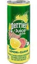 Газированный напиток «Perrie» в жестяной банке