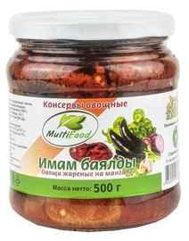 Овощные консервы «Мультифуд имам баялды» 500 гр.