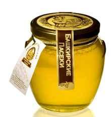 Мёд «Мёд Башкирские пасеки Горшочек липовый» 180 гр.