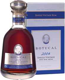 Ром «Botucal Single Vintage» 2004 г., в подарочной упаковке