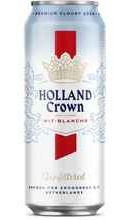 Пиво «Holland Crown Wit-Blanche» в жестяной банке
