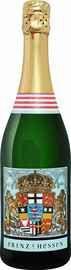 Вино игристое белое сухое «Landgraf von Hessen Riesling Sekt Extra Trocken Rheingau Prinz von Hessen» 2018 г.